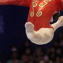 Gymnastik Weltmeisterschaften - kopflos