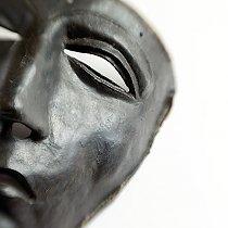 Varusschlacht-Forschung - Maske eines römischen Legionärs