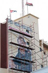 Fidel hinter Gittern