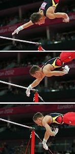 Olympische Spiele - Turnen - Philipp Boy