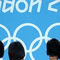 Olympische Spiele - Guards
