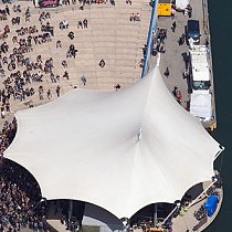 Rock Hard Festival - Luftbild