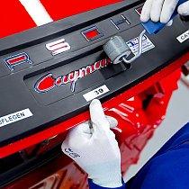 Montage - Porsche Cayman