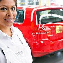 Golf Montage - Volkswagen de Mexico