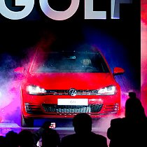 Golf GTI Präsentation - Volkswagen de Mexico