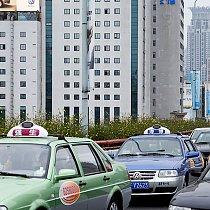 Volkswagen Santana Taxi