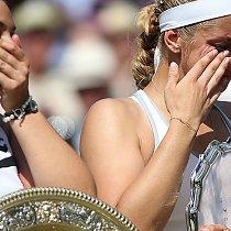 Wimbledon - Finale - Marion Bartoli vs. Sabine Lisicki