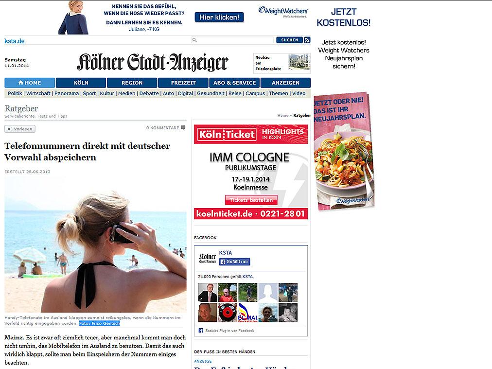 Media Mobil Erfurt clippings